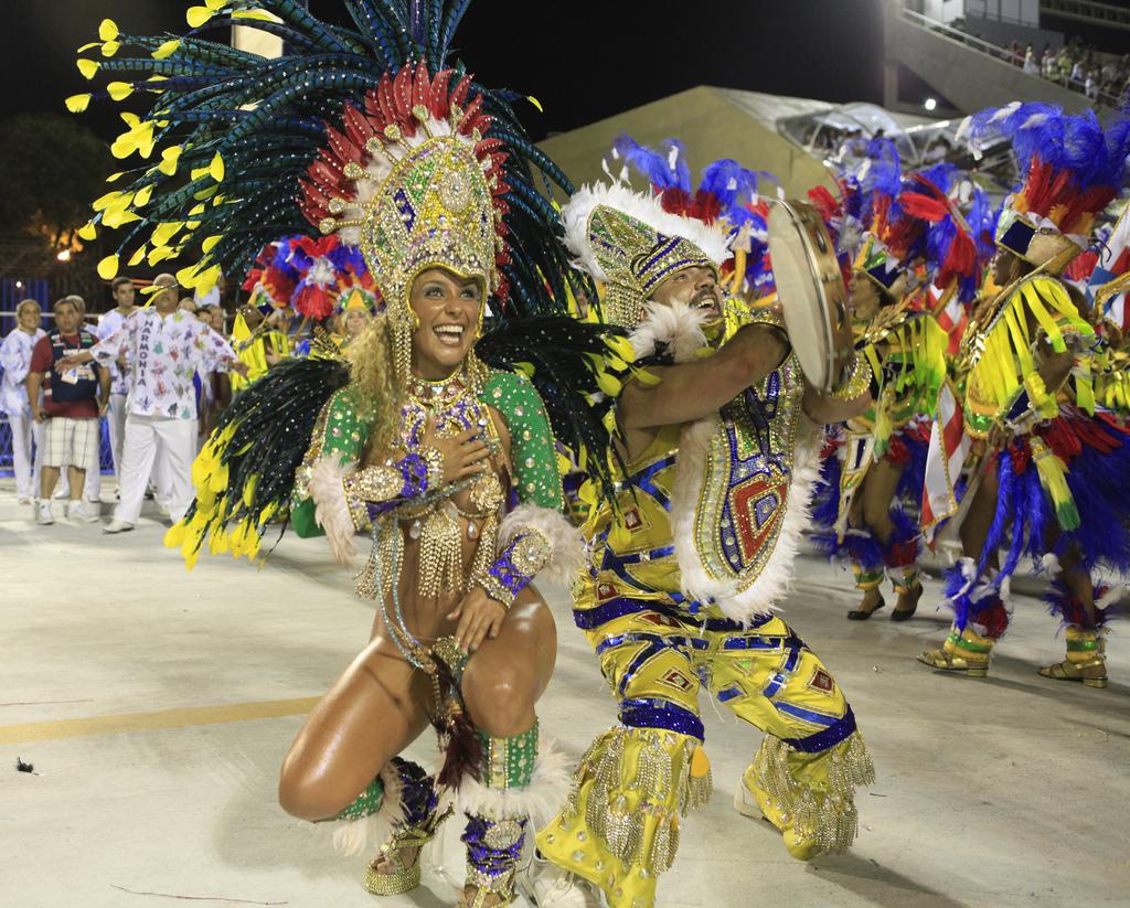 Activities in Rio Carnival The Rio Carnival Agenda